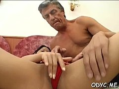 Ravishing old and delinquent banging with honey miss getting it lusty